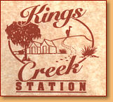 Kings Creek Station - New South Wales Tourism