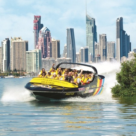 Paradise Jetboating - New South Wales Tourism
