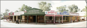 Pioneer Settlement - New South Wales Tourism