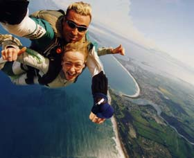 Skydive Melbourne - New South Wales Tourism