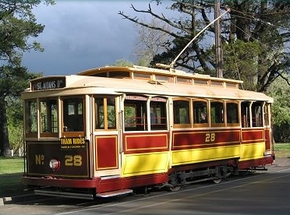 Ballarat Tramway Museum - New South Wales Tourism