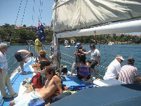 Kalypso Cruises - New South Wales Tourism