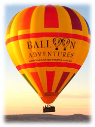 Balloon Adventures Barossa Valley - New South Wales Tourism