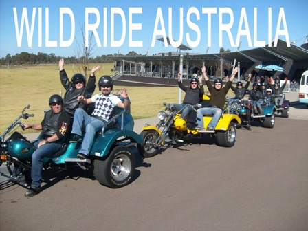 A Wild Ride - New South Wales Tourism