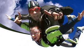 Adelaide Tandem Skydiving - New South Wales Tourism