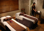 Hidden Valley Eco Spa Lodges  Day Spas - New South Wales Tourism