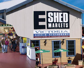 The E Shed Markets - New South Wales Tourism