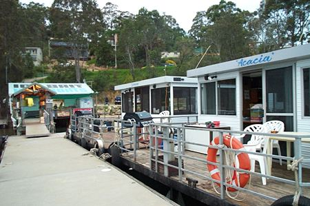 Clyde River Houseboats - New South Wales Tourism