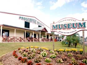 Proserpine Historical Museum - New South Wales Tourism