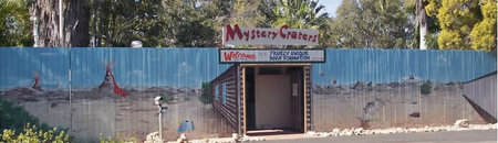 Mystery Craters - New South Wales Tourism