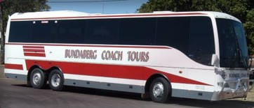Bundaberg Coaches - New South Wales Tourism