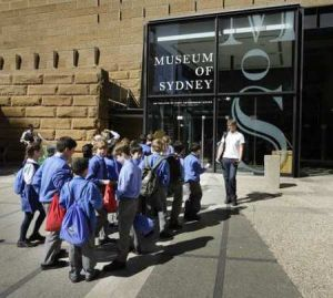 Museum of Sydney - New South Wales Tourism