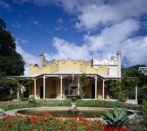 Vaucluse House - New South Wales Tourism