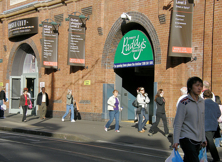 Paddys Market - New South Wales Tourism
