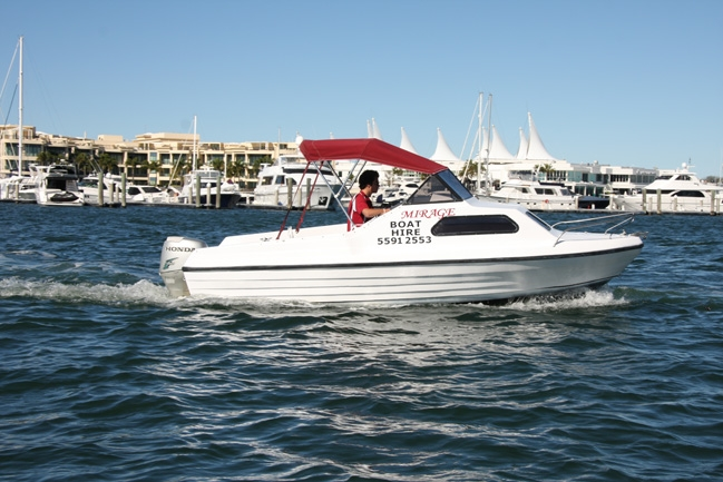Mirage Boat Hire - New South Wales Tourism
