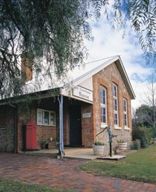 Narrogin Old Courthouse Museum - New South Wales Tourism