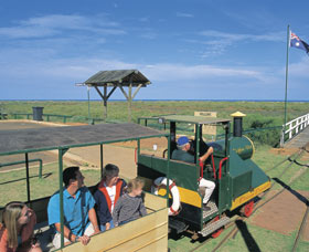 Carnarvon Tramway - New South Wales Tourism