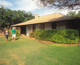 Russ Cottage - New South Wales Tourism