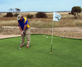 Nullarbor Links World's Longest Golf Course Australia