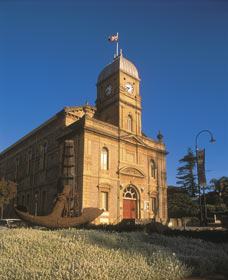 The Albany Town Hall - New South Wales Tourism