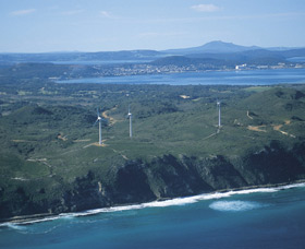 Albany Wind Farm - New South Wales Tourism