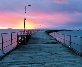 Tanker Jetty - New South Wales Tourism