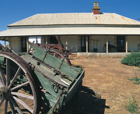 Chiverton House Museum - New South Wales Tourism