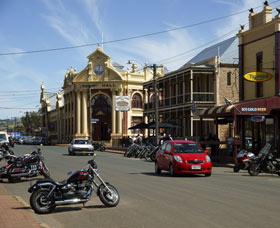 York Town Hall - New South Wales Tourism