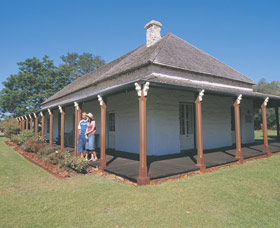 Wonnerup House and Old School - New South Wales Tourism