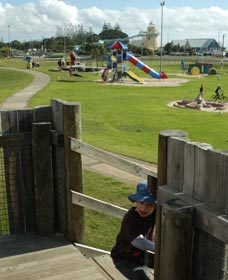 Yoganup Playground - New South Wales Tourism