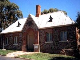 Old Police Station Museum - New South Wales Tourism