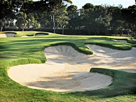 The Grange Golf Club - New South Wales Tourism