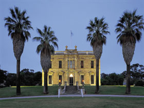 Martindale Hall - New South Wales Tourism