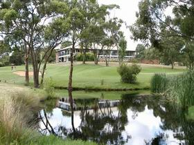 Flagstaff Hill Golf Club and Koppamurra Ridgway Restaurant - New South Wales Tourism