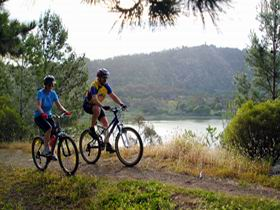 Mount Gambier Crater Lakes Mountain Bike Trail - New South Wales Tourism