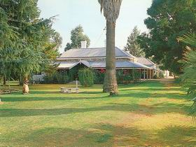 NTSA Renmark Branch Olivewood Estate - New South Wales Tourism