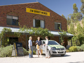Jim Barry Wines - New South Wales Tourism