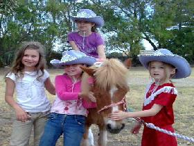 Amberainbow Pony Rides - New South Wales Tourism
