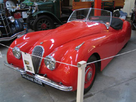 Goolwa Motor Museum - New South Wales Tourism