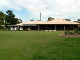 Thaxted Park Golf Club - New South Wales Tourism