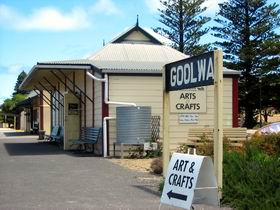 Goolwa Community Arts And Crafts Shop - New South Wales Tourism