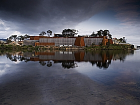 Museum of Old and New Art - MONA - New South Wales Tourism