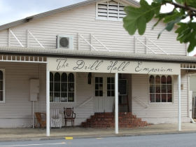Drill Hall Emporium - The - New South Wales Tourism