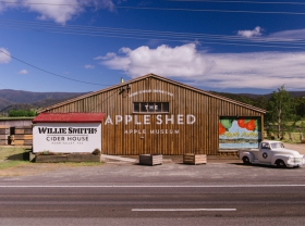 The Apple Shed Tasmania - New South Wales Tourism