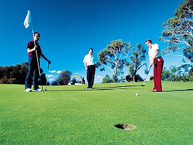 Bagdad Public Golf Course - New South Wales Tourism