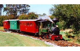 Redwater Creek Railway - New South Wales Tourism