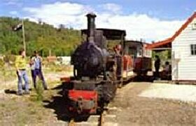 Wee Georgie Wood Steam Railway - New South Wales Tourism