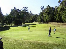 Sheffield Golf Course - New South Wales Tourism