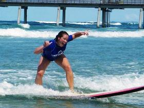 Get Wet Surf School - New South Wales Tourism