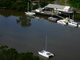 Port of Maryborough - New South Wales Tourism